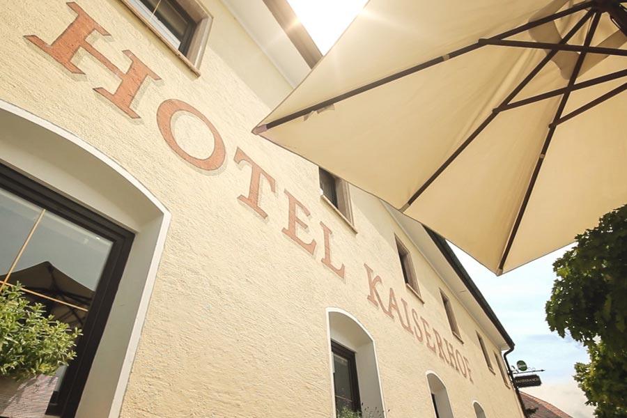 Urlaub in Salzburg | 3* Hotel Kaiserhof Anif