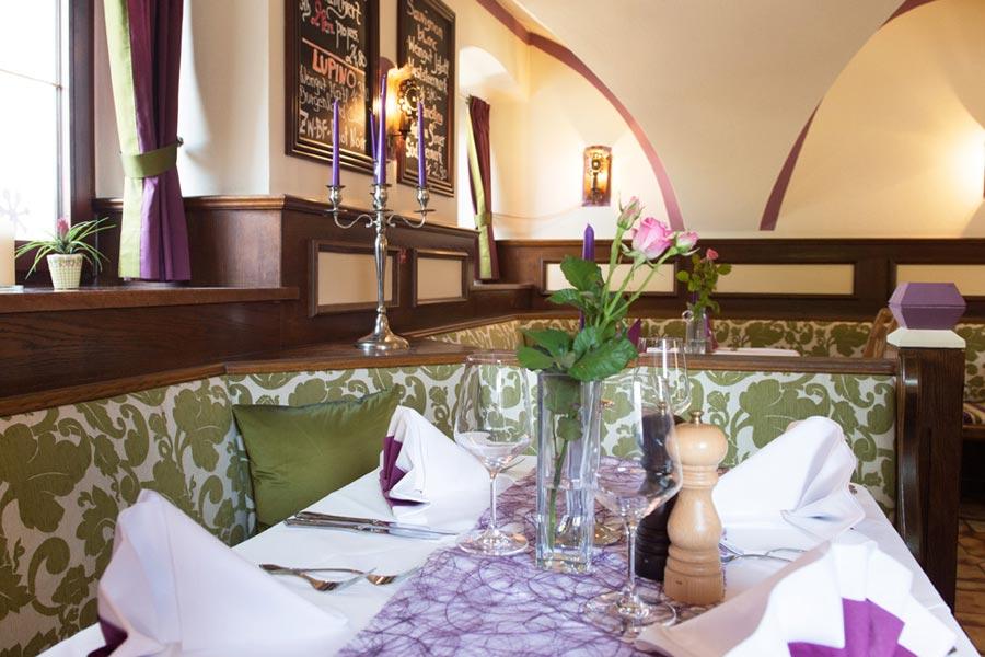 Kulinarische Events im Restaurant Kaiserhof Anif