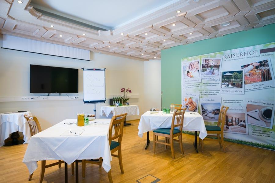 Kaiserhof Anif: Hotel und Restaurant in Salzburg